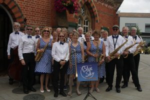 Blue Sky Big Band at Wokingham Town Hall