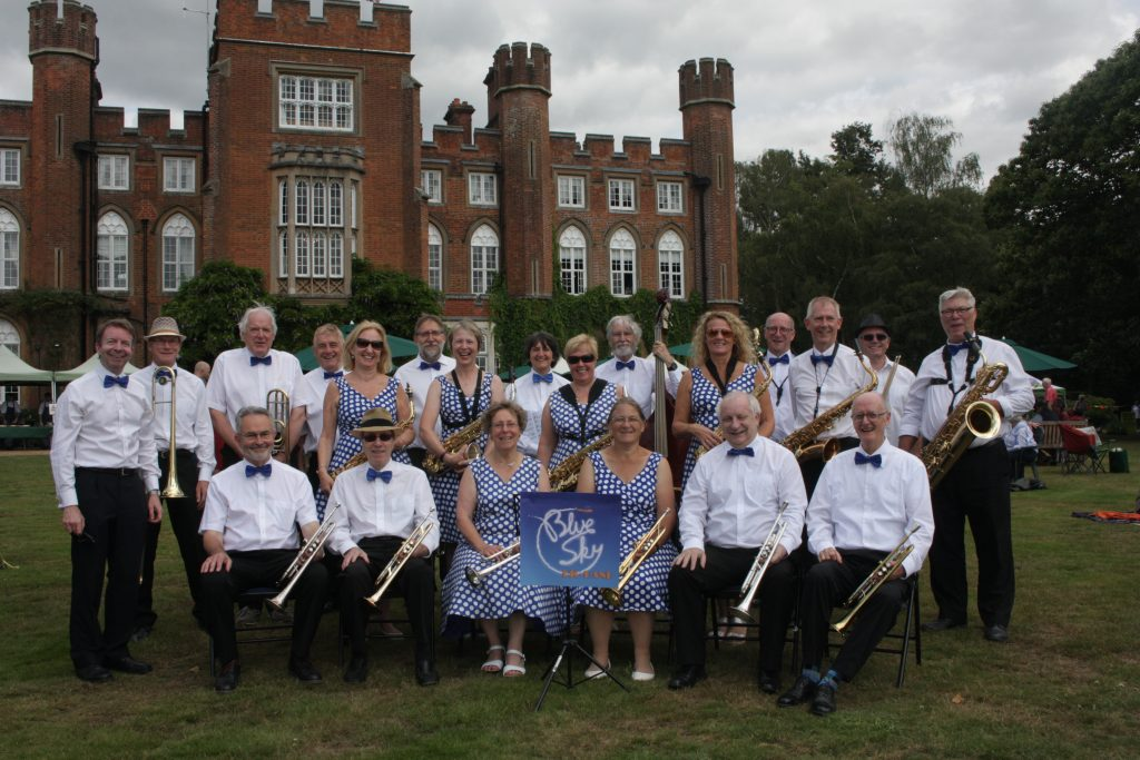 Blue Sky Big Band Cumberland Lodge