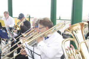 Blu Sky Big Band Brighton Bandstand