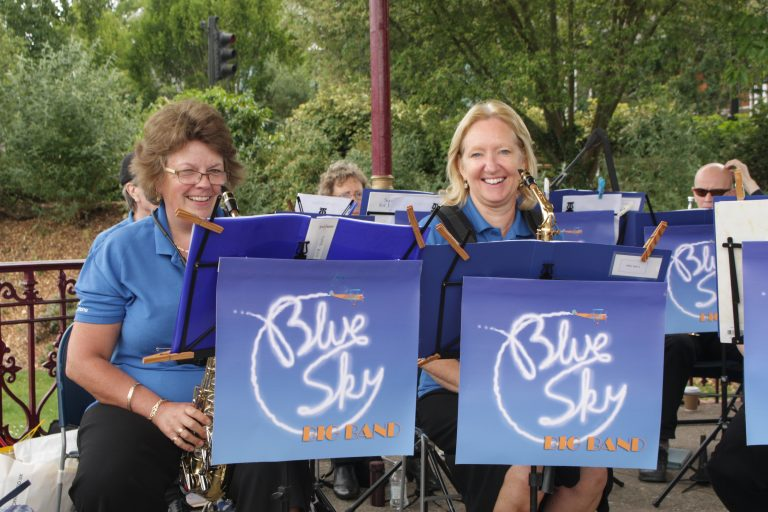 Blue Sky Big Band Newbury